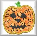 Applique Pumpkin