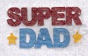 MYLAR Super Dad