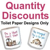 Quantity Discounts ONLY on TP Designs