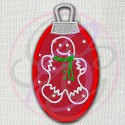 ITH - Gingerbread Ornament