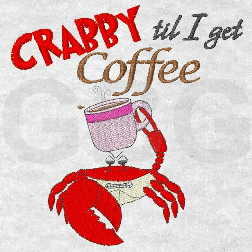 Coffee Crab - Click Image to Close