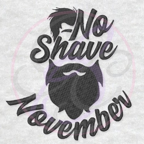 No Shave November - Click Image to Close