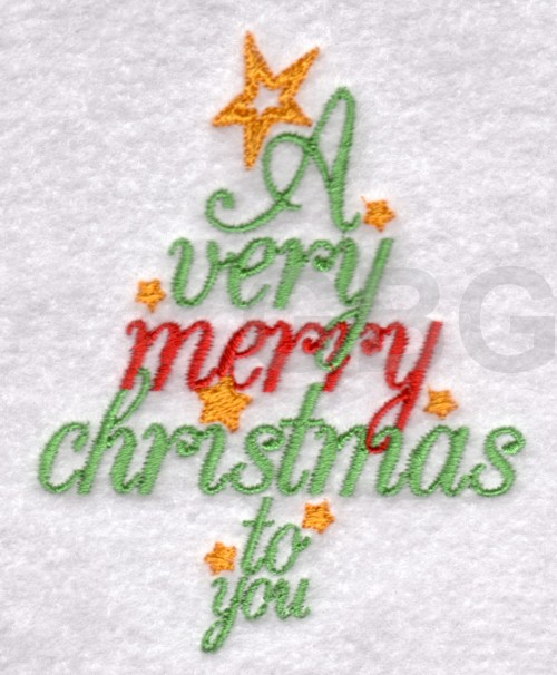 A Very Merry Christmas to you - Click Image to Close