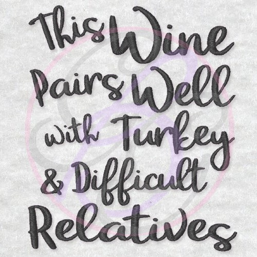 Wine Pairs Well - Click Image to Close