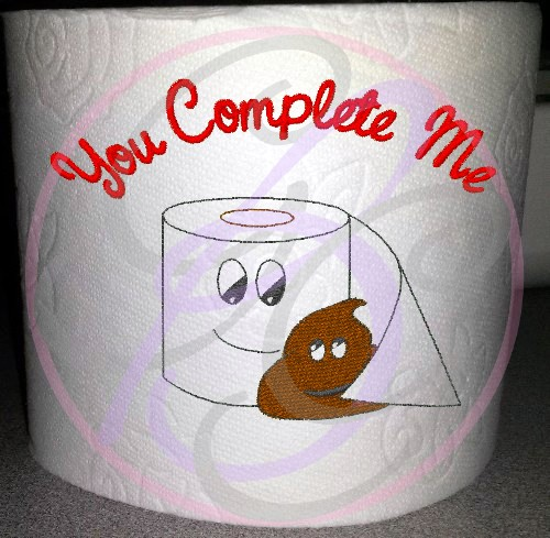 Toilet Paper #509 - Click Image to Close
