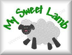 My Sweet Lamb