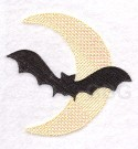 MYLAR Black Bat