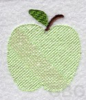 MYLAR Green Apple