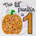Applique Punkin is 1