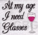 At My Age Saying