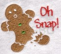 Gingerbread Oh Snap!