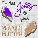 Jelly to Peanut Butter
