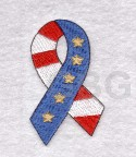 Patriotic Ribbon B
